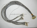 ACES 88441-040 LVDS cable,aces 88341 EDP CABLE
