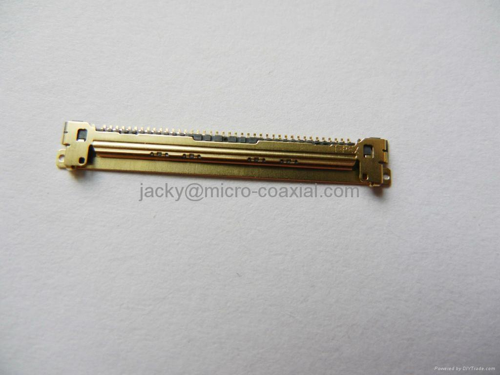 電腦連接器 I-PEX 20525-030E連接器,IPEX 20525-030E板端母座 1