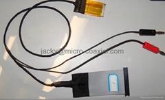 液晶屏测试线 Chroma测试线 修屏测试线