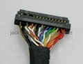 LVDS顯示線 JAE FI-X30 FI-E30HL FI-RE41HL FI-RE51HL屏線 4