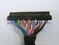 I-PEX 20453/4/5 LVDS cable for LCD panel display