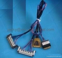 液晶屏測試線 DELL筆記本屏測試線 Chroma測試線