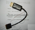 Diagnostic cable I-PEX eDP Diagnostic Cable
