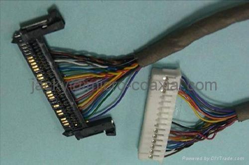 液晶屏测试线 HP测屏线 DELL测屏线 Chroma测屏线 1