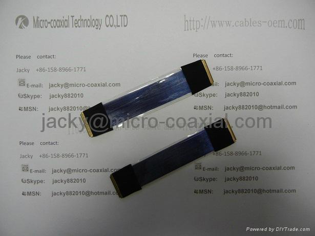 I-PEX cable,I-PEX20453-020T,I-PEX20455-020E