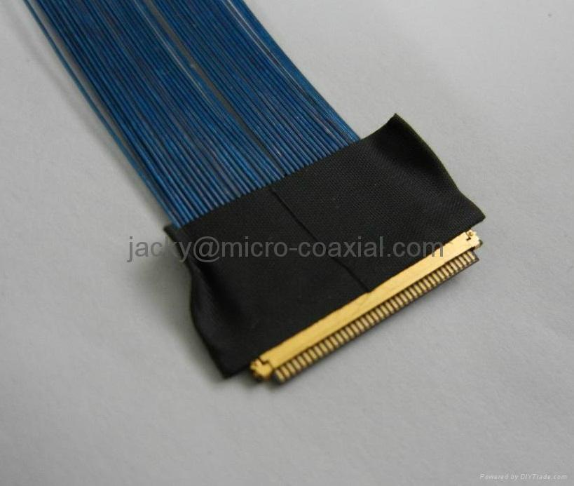 I-PEX cable,I-PEX20455-040E,I-PEX20453-040T