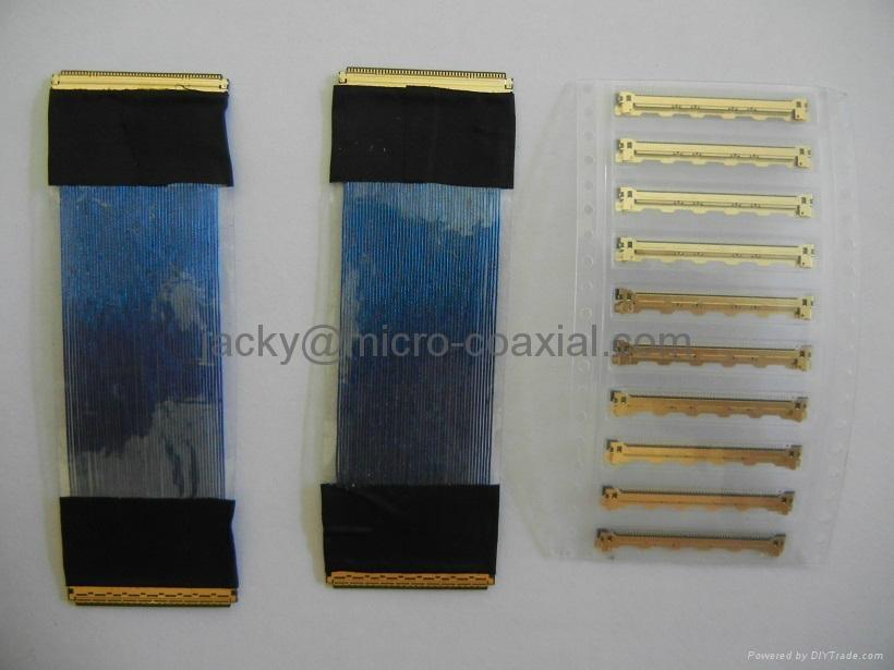 I-PEX cable,I-PEX20455-050E,I-PEX20453-050T