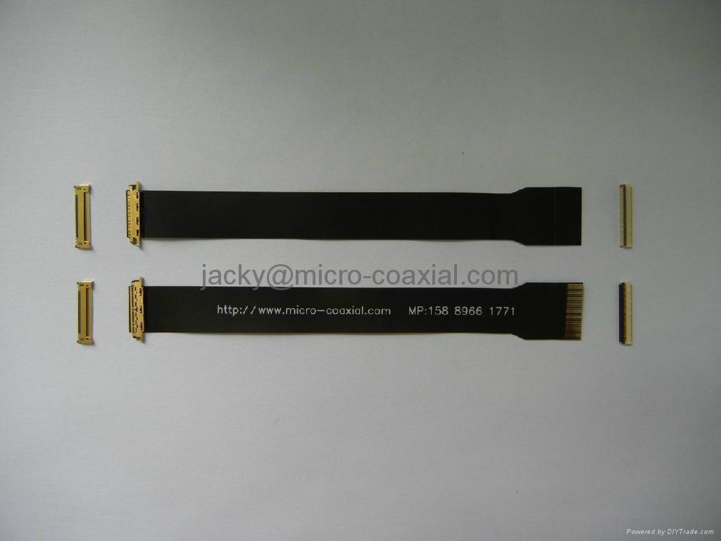 I-PEX cable I-PEX20472-030T I-PEX20474-030E