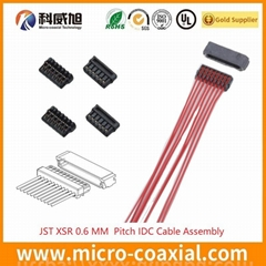 02XSR-36S 04XSR-36S 06XSR 10XSR 16XSR 20XSR 22XSR IDC cable JST XSR 0.6  (Hot Product - 1*)