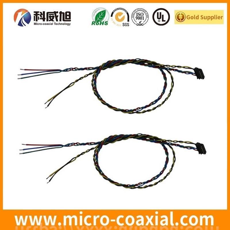 0.6间距刺破线束加工 IDC 0.6压接线 电池连接线 精密连接线