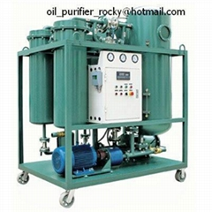 TY Vacuum Turbine Oil Purifier Filtration Purification