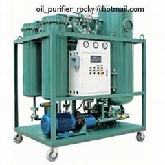 TY Vacuum Turbine Oil Purifier Filtration Purification