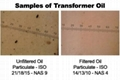 The Phenomena of Moisture in Transformer Oil
