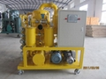Work Principle of Vacuum Transformer Oil Treatment System