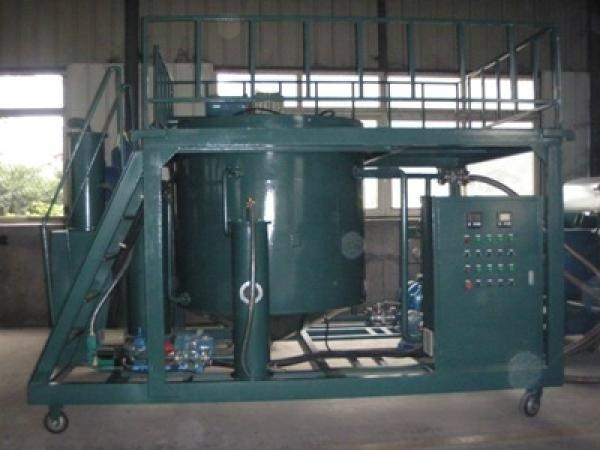 Waste Engine Oil Recycling Plant
