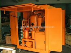 Transformer Oil Treatment Plant