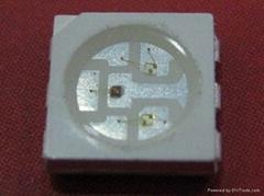 5050RGB全彩贴片LED