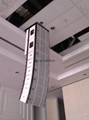 dual 8inch line array speaker