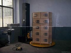 济南美域高自动预拉伸缠绕包装机