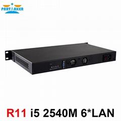 R11 firewall 1u pfsense with i5 2540M Security Appliance hardware firewall