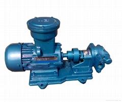 齿轮抽油泵