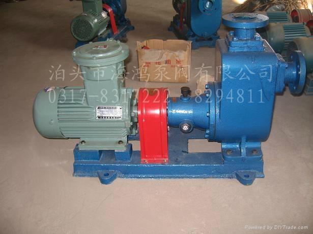 自吸式离心油泵 1