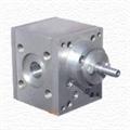 热熔胶保温齿轮泵 1