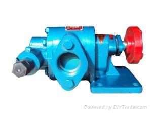 KCB齿轮抽油泵 2