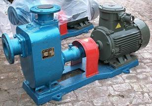自吸式离心油泵 2
