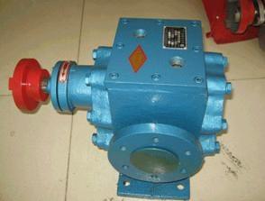 沥青齿轮输送泵 1