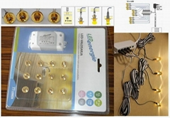 sauna led light kit