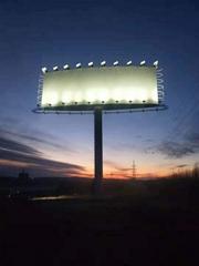 户外高立柱广告牌