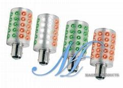 Bay15d navigation boat light bulb for marine use