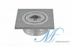 dimmable LED cabinet downlights
