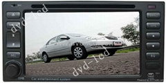 special car dvd player for toyota corolla vios prado with HD LCD Ipod Navigtion