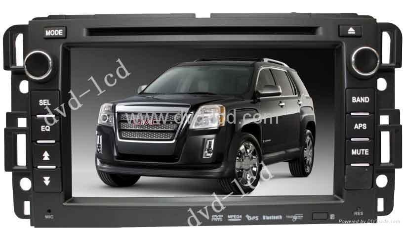 GMC yukon car dvd player with high definition lcd monitor Navigation IPod 1