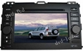 car special dvd player for Toyota Prado