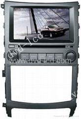 Hyundai Veracruz car dvd