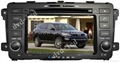 Mazda CX9 car dvd player with high