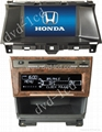 car special dvd player Honda Accord with