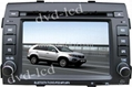 Kia Sorento car special dvd player with