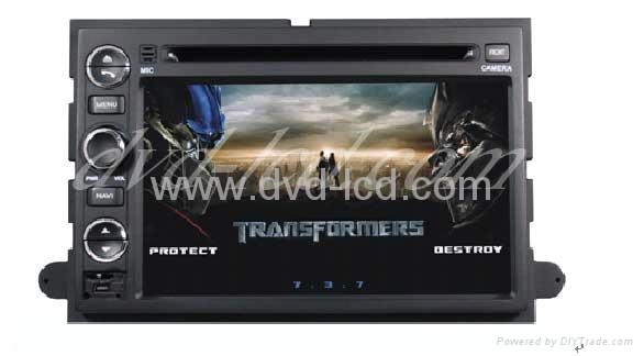 Ford Expedition Fusion explorer car dvd player with GPS HD LCD 1