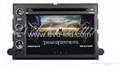 Ford Expedition Fusion explorer car dvd