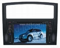 Mitsubish Pajero car special dvd player