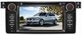 BMW X3 E39 E38 car dvd player radio with