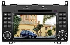 Mercedes Benz A B calss car dvd player radio GPS navigation system