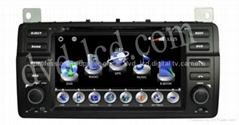 Range Rover MG7 car dvd player radio HD LCD GPS navigation system