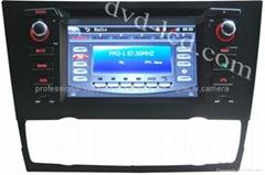 BMW E90 E91 E92 E93 car dvd player radio HD LCD GPS navigation system