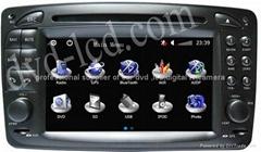 Mercedes Benz W203 w210 w168  w170 car dvd player radio GPS navigation system