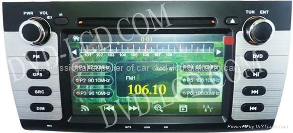 Suzuki SWIFT car dvd player  radio HD lcd GPS navigation system 1